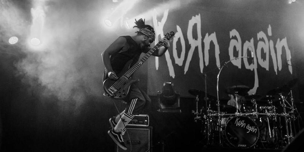Korn Tribute w/ Scare Tactics