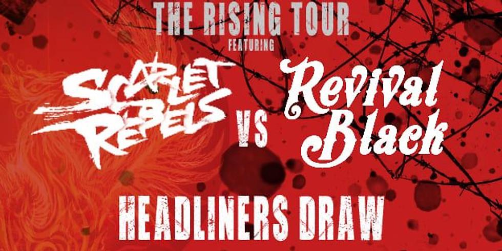 Scarlet Rebels | Revival Black | Fugitive