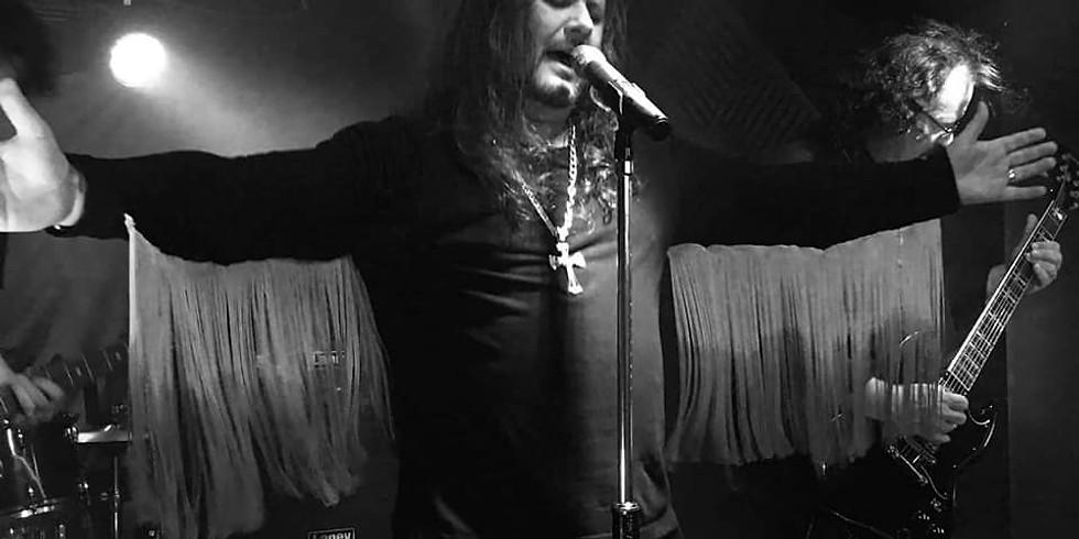 Black Sabbath Tribute w/ Black Sheets of Rain