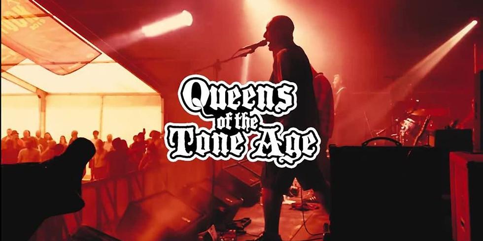 Queens of the Tone Age w/ Serpico
