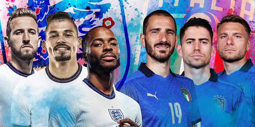 Euro 2020 Final - England vs Italy
