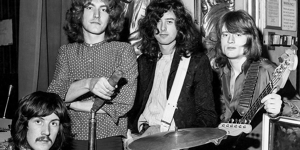 Led Zeppelin Tribute w/ Salt Hill