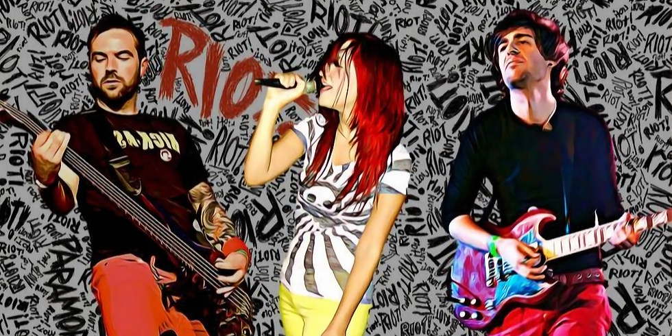Paramore Tribute | Rivia | Heroine | Two of Substance