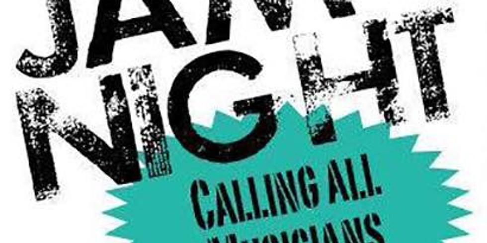 Wigan Band Network - Jam Night