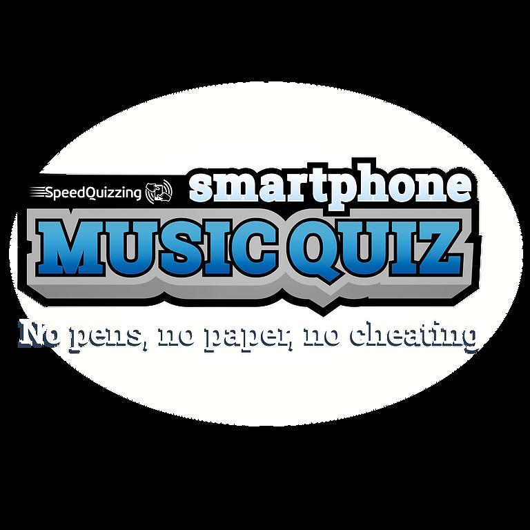 Smartphone Music Quiz + £211 Rollover Bonus Game Jackpot
