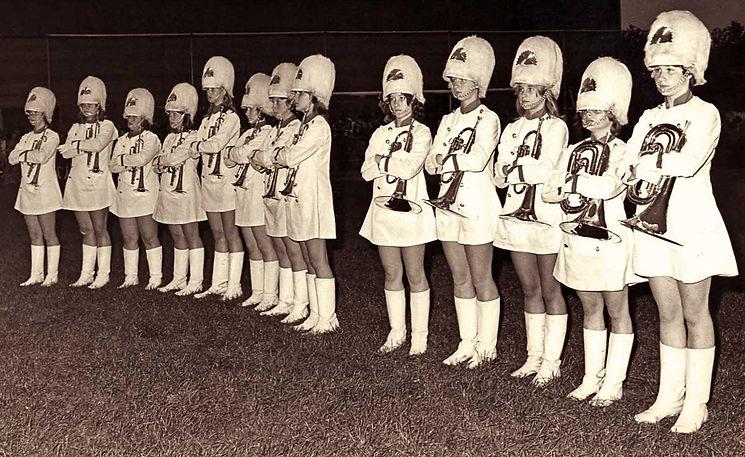 Alberta All Girls (Europe, 1977)