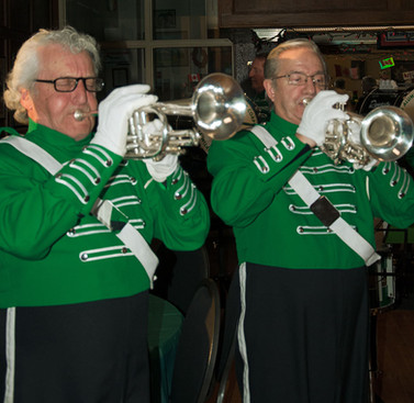 Warren and Doug (Wearing of the Green, 2013)