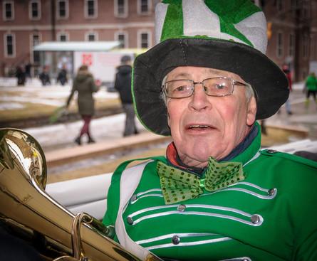 Brian Collingdon, Optimists Alumni (Toronto St Pat's Parade, 2019)