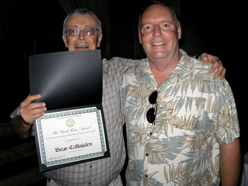 Brian Collingdon and Ric Brown (Rochester, 2009)