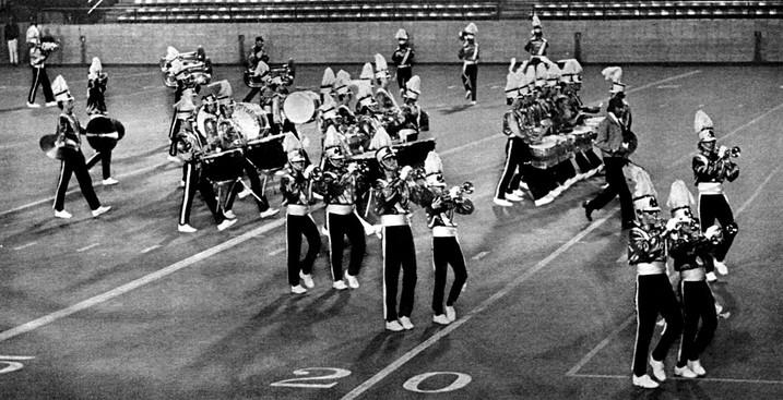 Toronto Optimists at the Big Ten (1972)