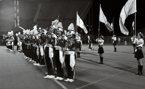 Toronto Optimists winning their 12th Nationals, 40 years ago (Sept. 3, 1972)