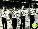 Soprano Soloists L-R: George Nasello, Bob Beachin, Peter Byrne, Jim Farrell (1972)