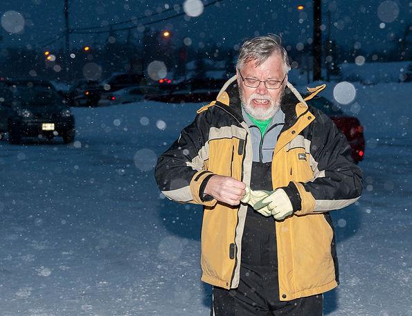 Ken Taylor, Optimists  Alumni (Bobcaygeon Santa Parade, 2013)