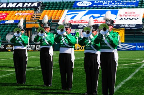Photo from Drum Corps Planet
