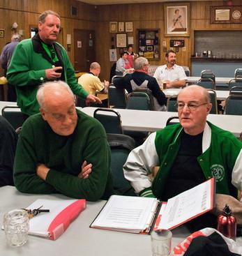 Ric, Mike and Jack (Fenelon Falls Legion, 2011)