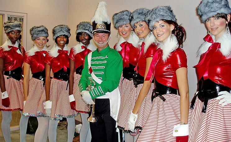 Doug Roblin, Optimists Alumni (Yorkdale Santa Claus Parade, 2007)