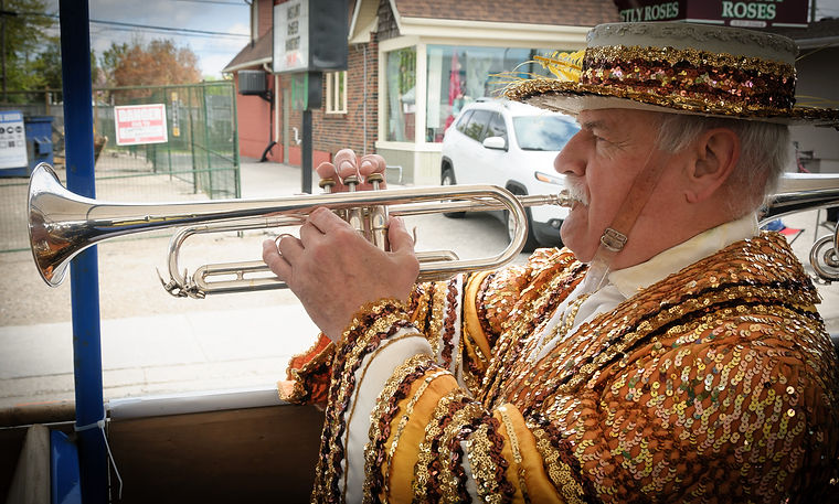 Rick Lang, Optimists Alumni (Woodstock, 2019)