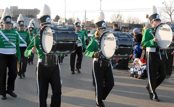Optimists Alumni (Milton Santa Parade, 2009)