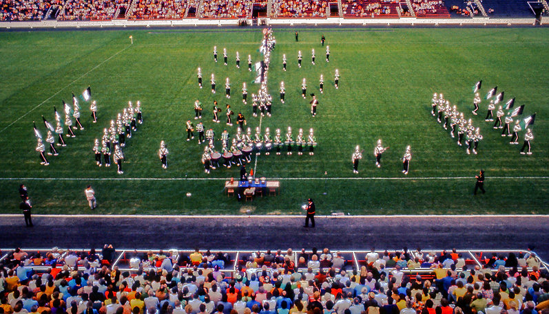 Chicago Cavaliers (North American Invitational, Varsity Stadium, 1970)