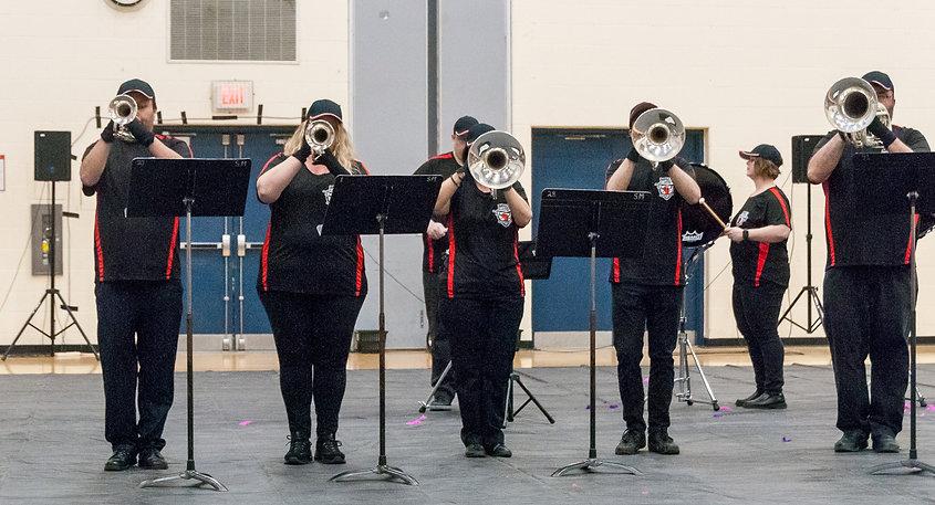 Impact of Hamilton Drum Corps (Hamilton, 2018)