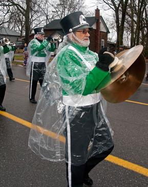 Ron Smith, Optimists Alumni (Mississauga Santa parade, 2011)