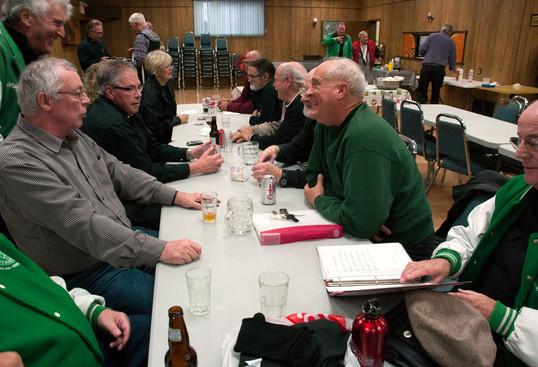 Alumni Members (Fenelon Falls Legion, 2011)
