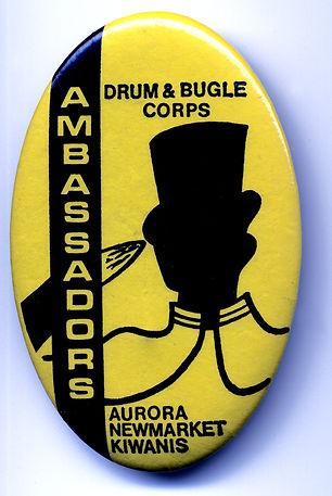 Aurora Ambassadors Button