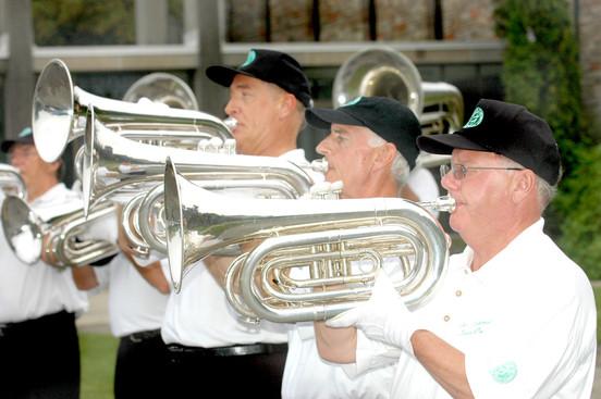 Optimists Alumni warming Up (Waterloo, 2006)