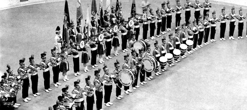Boston Crusaders (about 1965)