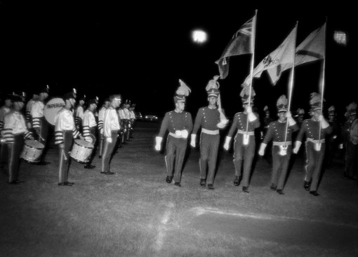 Woodstock Imperials and the Welland Crowland Lancers (Niagara Falls, June 30, 1960)