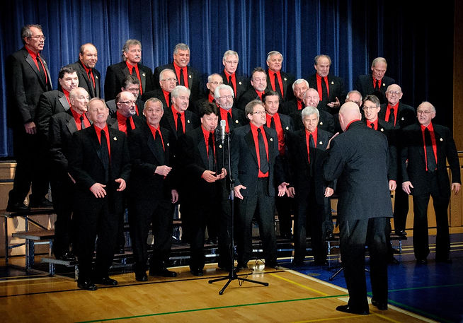 Gentlemen of Harmony (Simcoe, 2014)
