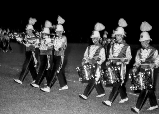 Grantham Police Boys Band (East York, 1960)