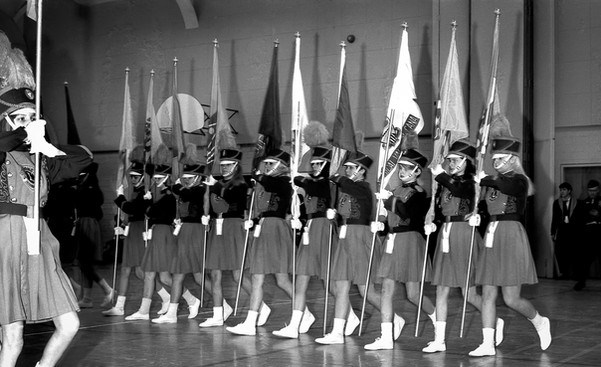 Sarnia Lionettes (Canadian National Guard Championships, 1968)