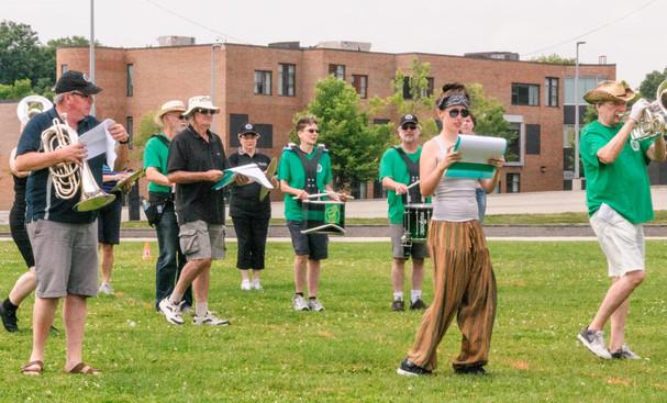 Rehearsal (July, 2014)