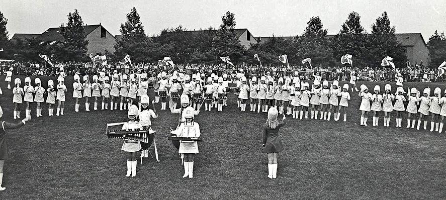 Alberta All Girls Europe tour (1977)