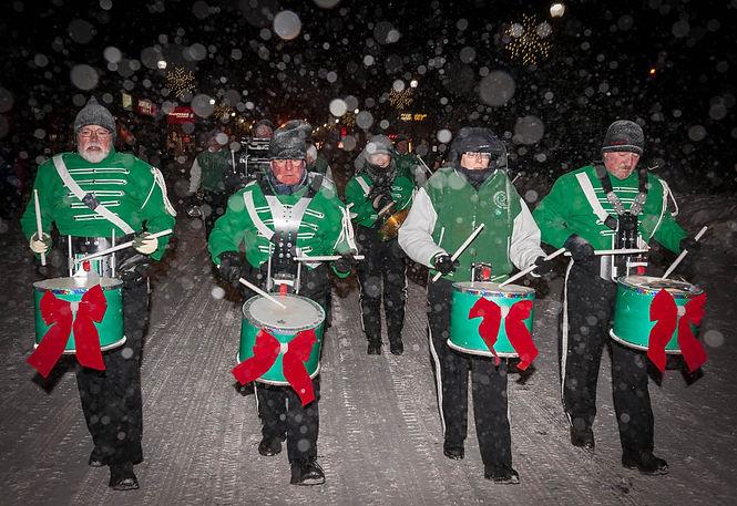 Optimists  Alumni (Bobcaygeon Santa Parade, 2013)