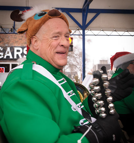 Mike Lang, Optimists Alumni (Etobicoke Santa Parade, 2018)