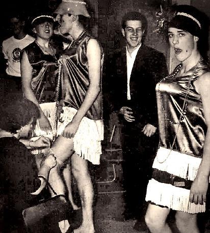 Ronn Prokop & Archie Van Dyke (Conqueror talent night, 1962)
