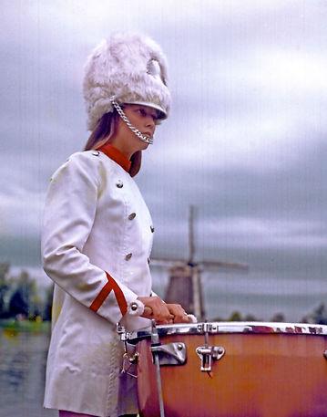 Alberta All Girls, Holland (1972 or '73)