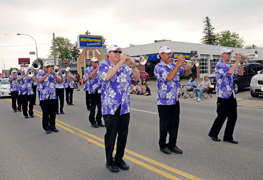 London Midlanders Alumni (Woodstock, 2011)