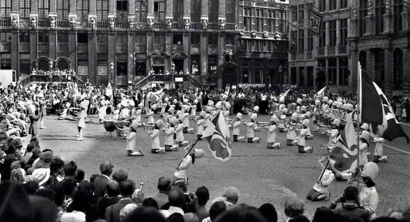 Alberta All Girls, Belgium (1977)