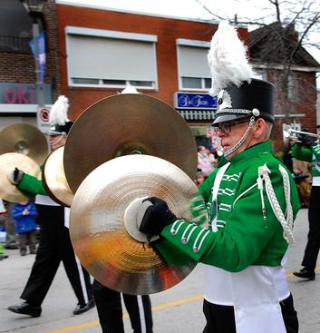 Al Miller, Optimists Alumni (Oakville Santa parade, 2009)