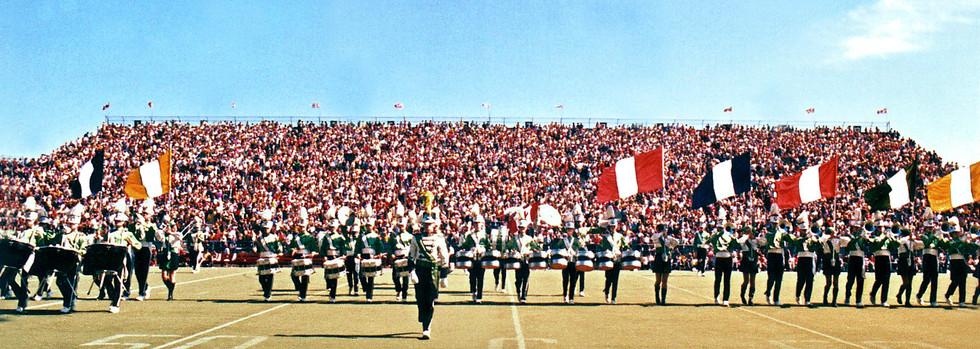 Toronto Optimists (CFL Football Game, CNE, 1972)