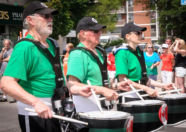 Optimists Alumni (Canada Day, Port Credit, 2014)