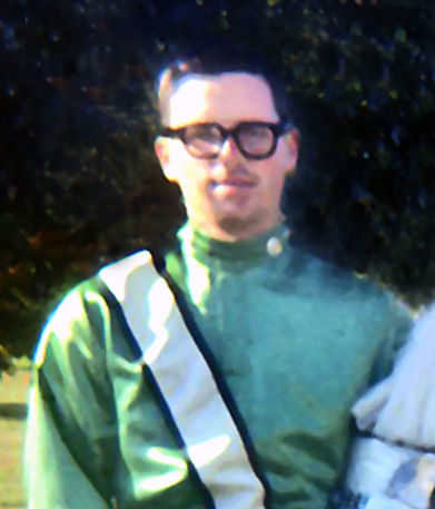 Dave Byrne (about 1966)