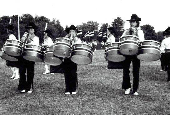 Kiwanis Kavaliers (Chris Ashby on the right) (1977)