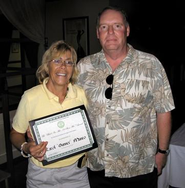 Carol Munro & Ric Brown (Rochester, 2009)