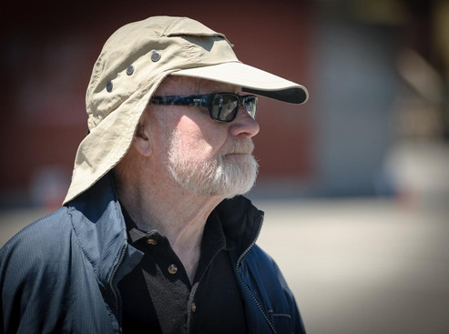 Barry Bell (May, 2014)