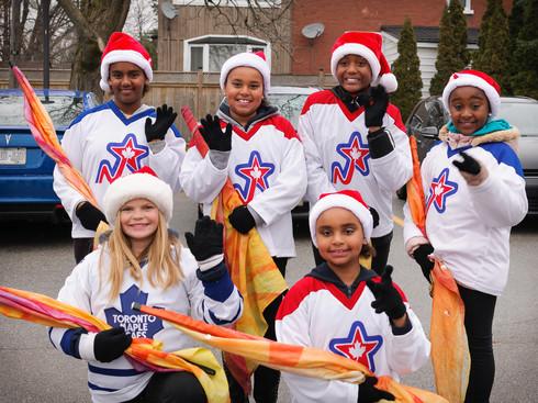 Northstar Colours (Acton Santa Claus Parade, 2015)