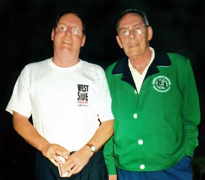 Ric Brown and Dick Brown (2004)